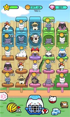 猫咪公寓2破解版界面截图预览