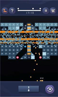 BricksBreakerKingShooting界面截图预览