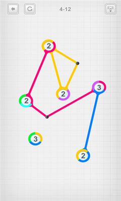 点线相连界面截图预览