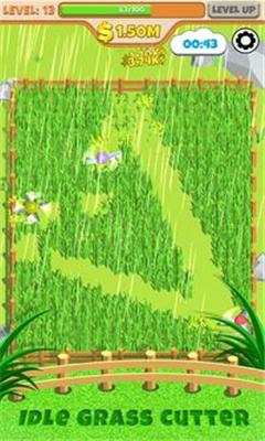 闲置割草机(Idle Grass Cut)界面截图预览