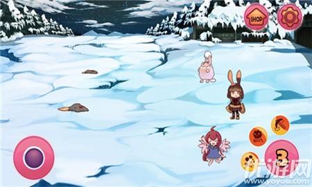 雪姑娘大作战界面截图预览