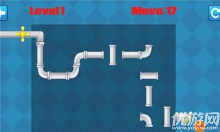 连接水管智慧界面截图预览