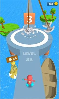 小岛跑酷3d(Island Run 3D)界面截图预览