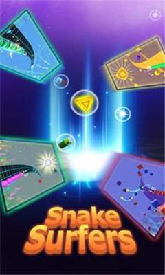 蛇蛇冲浪者界面截图预览