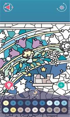 ColoringLuna界面截图预览