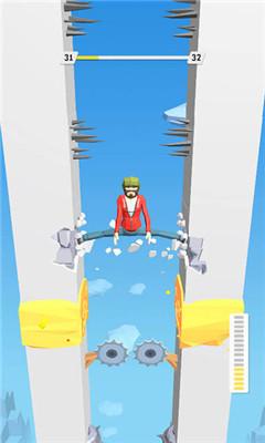 忍者跳跃界面截图预览