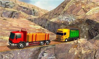 黄金卡车司机界面截图预览