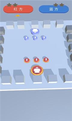 自行棋对对碰界面截图预览