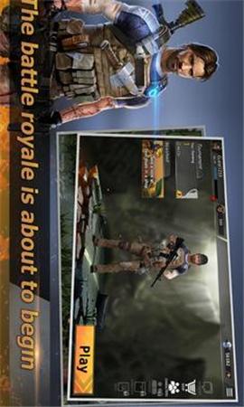 战斗本能无限子弹破解版界面截图预览