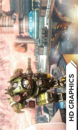 机器人战争无限子弹版