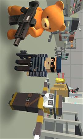 战斗盒子无限金币版界面截图预览
