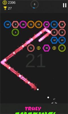 爆射球2K18界面截图预览