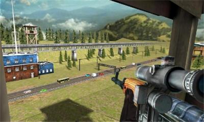 公路狙击手界面截图预览