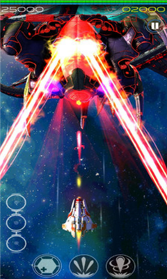 3D太空作战界面截图预览