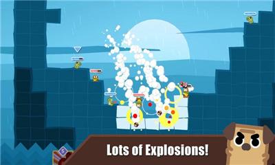 炸弹投石机(BoomSlingers)界面截图预览