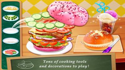 午餐烹饪大师界面截图预览