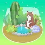 我的小小玻璃花园安卓版下载-我的小小玻璃花园手机版游戏下载V1.1