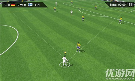 足球终极队伍无限金币版界面截图预览