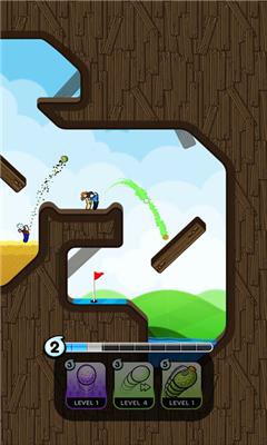 高尔夫闪电战(Golf Blitz)界面截图预览