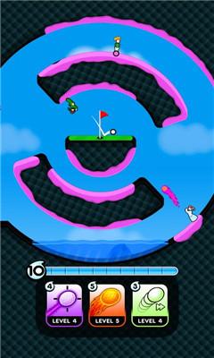 创意高尔夫球界面截图预览