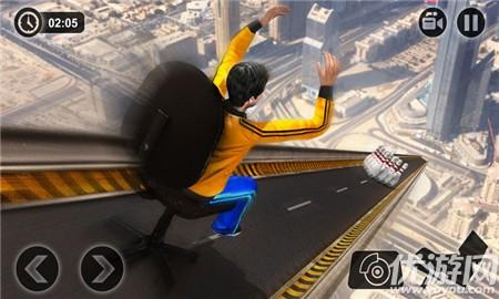 疯狂的车轮比赛是一个兆匝道去广告版界面截图预览