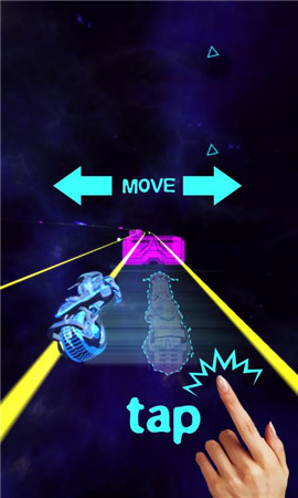 太空骑士破解版界面截图预览