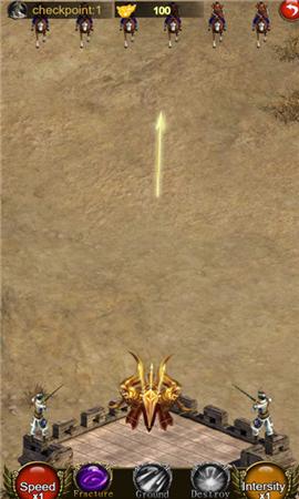 龙骑士OL界面截图预览