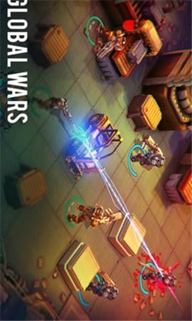 佣兵回响无限子弹版界面截图预览