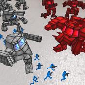 火柴人机械机器人无限金币版下载-火柴人机械机器人内购破解版下载V1.02