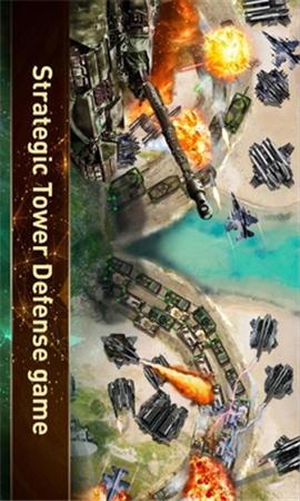 塔防血战(Tower Defense FINAL BATTLE)