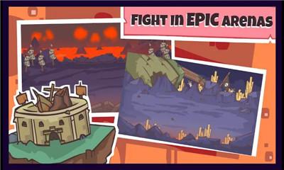 保卫基地幻想防御界面截图预览