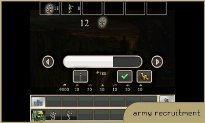 英雄无敌2黄金版界面截图预览