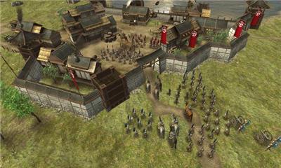 幕府帝国(Shogun)界面截图预览