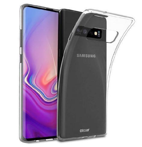 三星手机S10外型如何 手机套生产商曝料三星手机S10造型设计