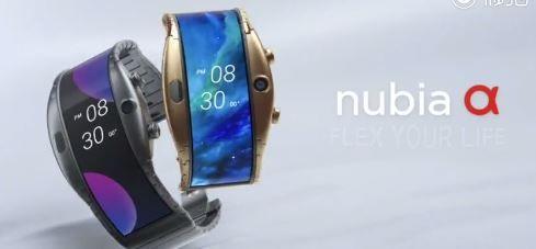 nubia α智能化手表