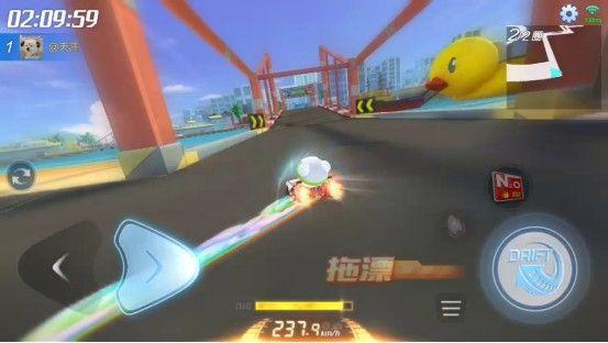 跑跑卡丁车手游游戏如何拖漂 跑跑卡丁车拖漂方法共享