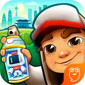 地铁跑酷香港版手游下载-地铁跑酷香港版手机版下载V2.85.0