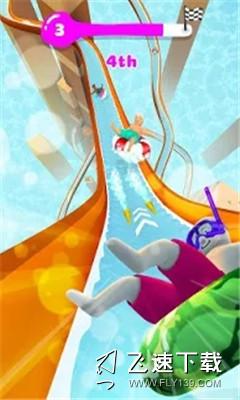海上滑滑梯