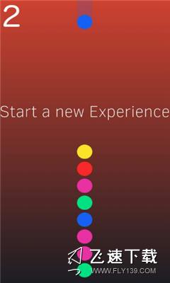色彩波纹界面截图预览