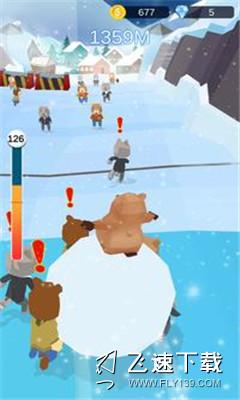 雪崩镇界面截图预览