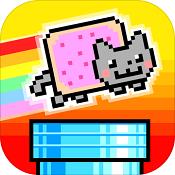 飞翔彩虹猫手机版下载-飞翔彩虹猫手游下载V1.8