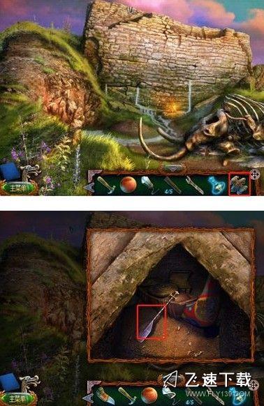 逃脱密室18中移动迷城迷失4流浪者第14关文图详尽通關功略 如何催毁古城墙[多图]照片4