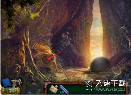 逃脱密室18中移动迷城迷失4流浪者伯爵古城堡外转传动齿轮手机游戏怎么玩 游戏玩法图文攻略[视頻][多图]照片1