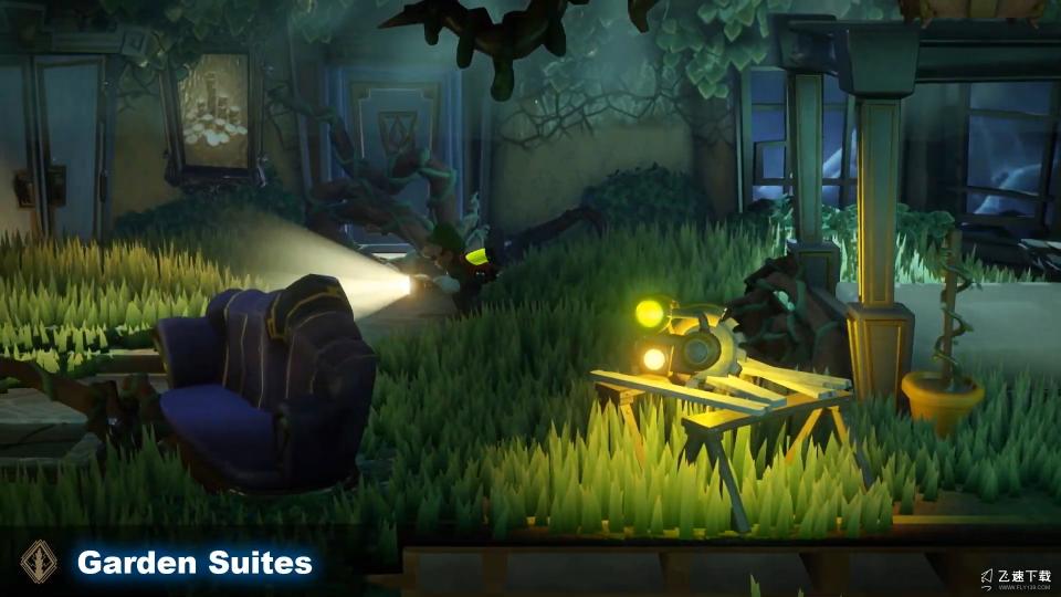 《路易基的鬼屋3》尖叫公园模式发布【2】