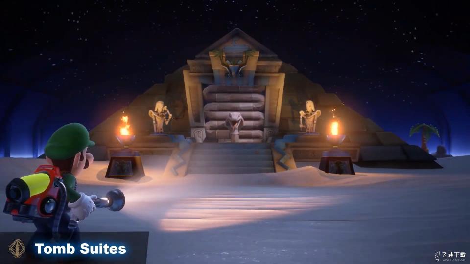 《路易基的鬼屋3》尖叫公园模式发布【12】