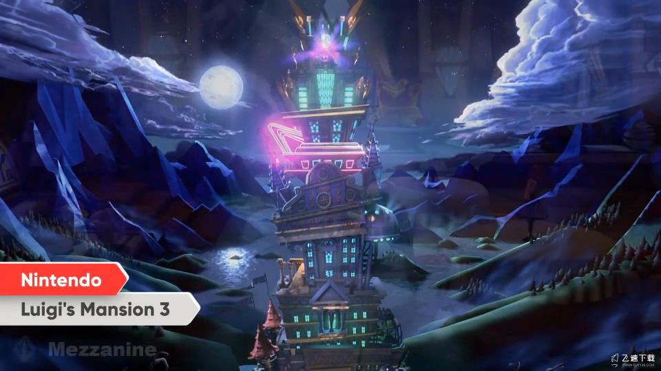《路易基的鬼屋3》尖叫公园模式发布【13】