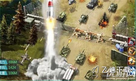 坦克征服界面截图预览