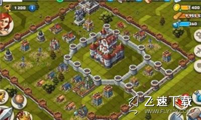 贵族城堡界面截图预览