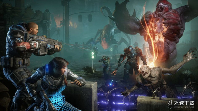 "<b>Gears 5</b><br /> <i>September 10 - Xbox One, PC</i><br /> Kait Diaz is back and looking to uncover the truth about her family's mysterious past. In addition to a robust campaign mode that is said to feature the largest level in Gears' history (fifty times larger than anything before it!). The team at The Coalition have also added an all-new PvE mode called ""Escape"", as well as the return of Horde mode, plus some novelty character packs featuring Sarah Conner from Terminator, a set of Halo: Reach skins, and even Dave Bautista later this month."