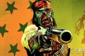 《荒野大镖客》线上版,玩家发现了新的不死族。(巫妖王又要来了?)